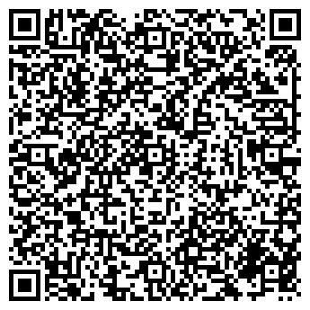 QR-код с контактной информацией организации АВЕНИР СПБ