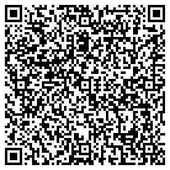 QR-код с контактной информацией организации АТЛАС-ПЕРСОНАЛ