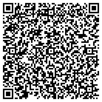 QR-код с контактной информацией организации ВИРАЖ ПЛЮС
