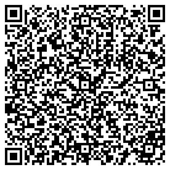 QR-код с контактной информацией организации ГАЛФ АДЖЕНСИ КОТРАНИ СПБ