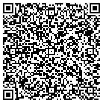 QR-код с контактной информацией организации КАДРОВЫЕ ЗАБОТЫ
