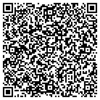 QR-код с контактной информацией организации КАДРОВЫЙ КЛУБ СПБ