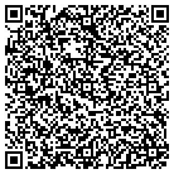 QR-код с контактной информацией организации ТЕАТР ВОЗРОЖДЕНИЯ ОГНЯ