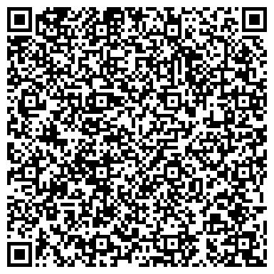 QR-код с контактной информацией организации ВИТРАЖНАЯ МАСТЕРСКАЯ ИРИНЫ БОН