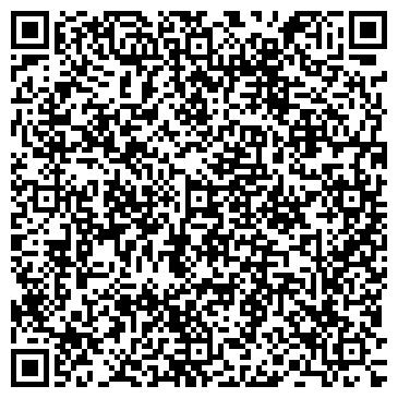 QR-код с контактной информацией организации МОНТЕССОРИ АМЕРИКАНСКАЯ ШКОЛА, НОУ