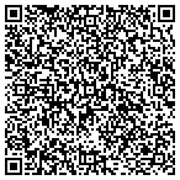 QR-код с контактной информацией организации РАДУГА ДЕТСКИЙ САД КОМБИНИРОВАННОГО ВИДА