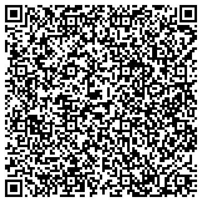 QR-код с контактной информацией организации ТУТТИ ШКОЛА С УГЛУБЛЕННЫМ ИЗУЧЕНИЕМ ПРЕДМЕТОВ МУЗЫКАЛЬНОГО ЦИКЛА