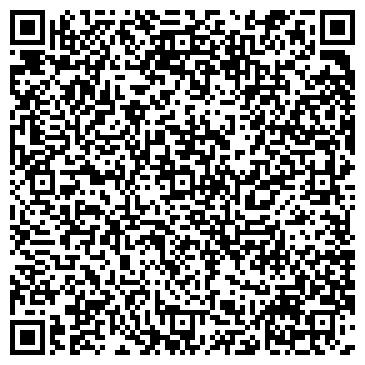 QR-код с контактной информацией организации СДЮШОР ПО ИГРЕ В ШАХМАТЫ И ШАШКИ, ГУ