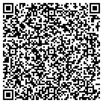 QR-код с контактной информацией организации ГОУ ГИМНАЗИЯ N 166