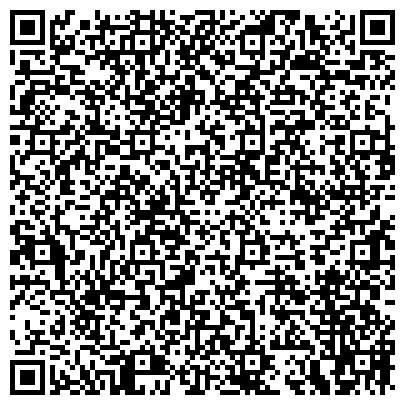 QR-код с контактной информацией организации ФИЗИЧЕСКОЙ КУЛЬТУРЫ И СПОРТА, ЭКОНОМИКИ И ТЕХНОЛОГИЙ КОЛЛЕДЖ