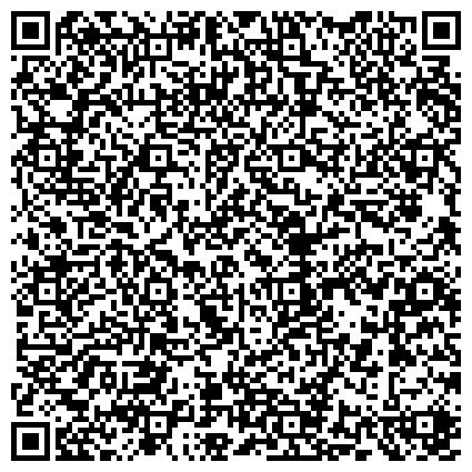 QR-код с контактной информацией организации ВЫСШАЯ ЭКОНОМИЧЕСКАЯ ШКОЛА, МИПК СПБ ГУЭФ, ГУ