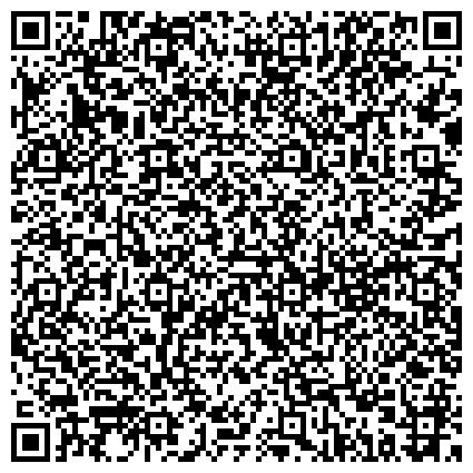 QR-код с контактной информацией организации Факультет театрального искусства «Школа русской драмы им. И. О. Горбачева» СПбГУСЭ