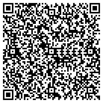 QR-код с контактной информацией организации Невский аэроклуб