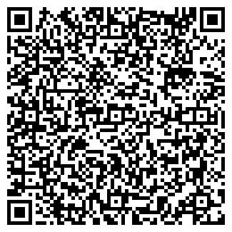 QR-код с контактной информацией организации ДЖЕК ПОТ