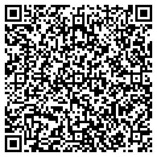 QR-код с контактной информацией организации ДЖИП МАСТЕР (Закрыто)