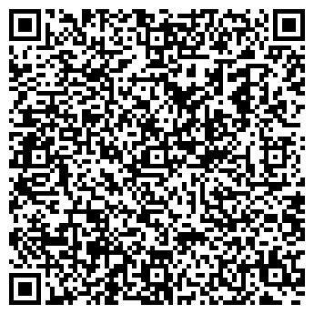 QR-код с контактной информацией организации НЕСКУЧНЫЙ САД, ООО