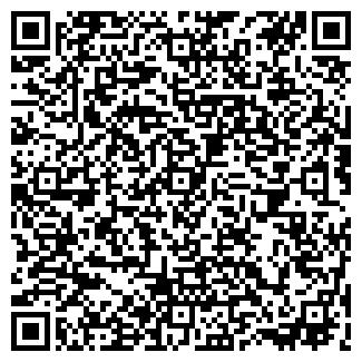 QR-код с контактной информацией организации ЦВЕРГ КЛУБ
