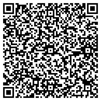 QR-код с контактной информацией организации BLUE MENDIS