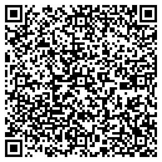 QR-код с контактной информацией организации ТАРК КЛУБ