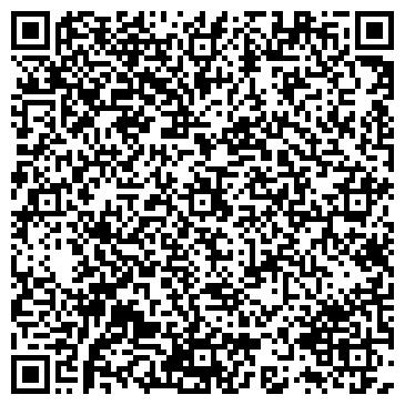QR-код с контактной информацией организации ФАРАОН КЛУБ ЛЮБИТЕЛЕЙ КОШЕК
