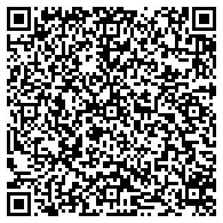 QR-код с контактной информацией организации CAT LAND