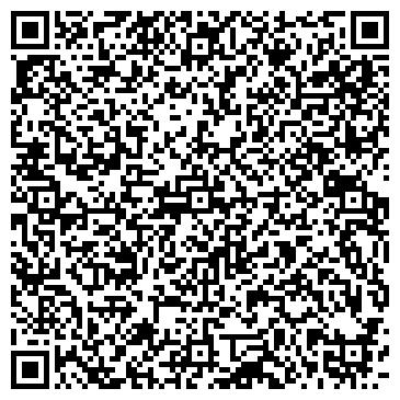 QR-код с контактной информацией организации ДЕТСКИЙ СПОРТИВНЫЙ ХОККЕЙНЫЙ КЛУБ МКМ