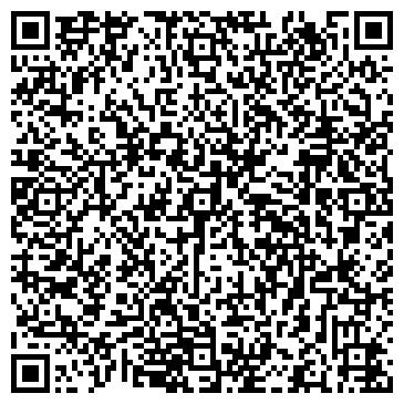 QR-код с контактной информацией организации РАЗВИТИЯ НАСТОЛЬНОГО ТЕННИСА ФОНД
