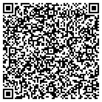 QR-код с контактной информацией организации ФЕДЕРАЦИЯ ДОМИНО СПБ