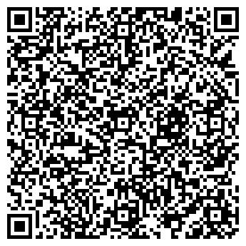 QR-код с контактной информацией организации SQUASH & FITNESS