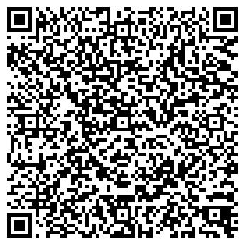 QR-код с контактной информацией организации КРИСТАЛЛ ПАЛАС