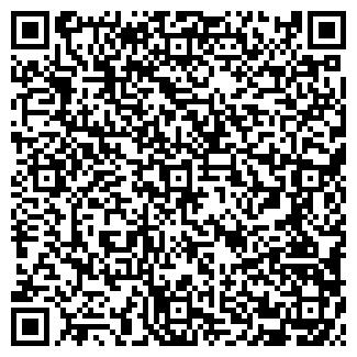 QR-код с контактной информацией организации ВИСКИ БАР
