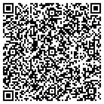 QR-код с контактной информацией организации ЕГЕР ХАУС БАР-КЛУБ