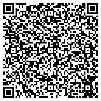 QR-код с контактной информацией организации ПИРС
