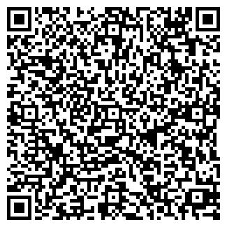 QR-код с контактной информацией организации РЫЖИЙ ЧУБ