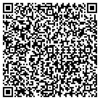 QR-код с контактной информацией организации PIZZA PRONTO