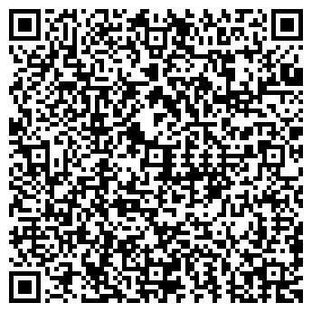 QR-код с контактной информацией организации БАНЯ НА БОРОВОЙ