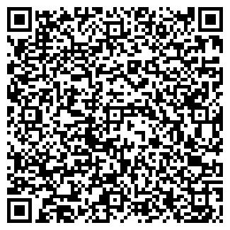 QR-код с контактной информацией организации НАРКЕС АО