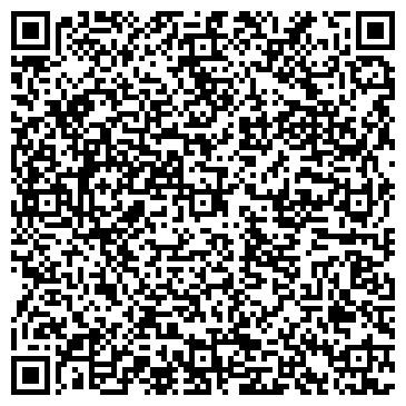 QR-код с контактной информацией организации РУССКИЕ ПАРНЫЕ НА ДЕГТЯРНОЙ