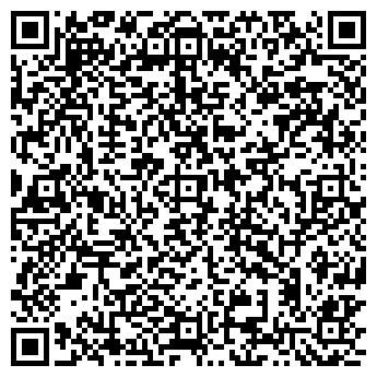 QR-код с контактной информацией организации СЕСАР ООО САУНА