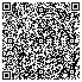 QR-код с контактной информацией организации МЕДСАНЧАСТЬ КНЦ