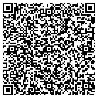 QR-код с контактной информацией организации КЛИМ СЕРВИС