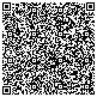 QR-код с контактной информацией организации ЦЕНТР ПО ВЫПОЛНЕНИЮ РАБОТ И ОКАЗАНИЮ УСЛУГ ПРИРОДООХРАННОГО НАЗНАЧЕНИЯ, ФГУ