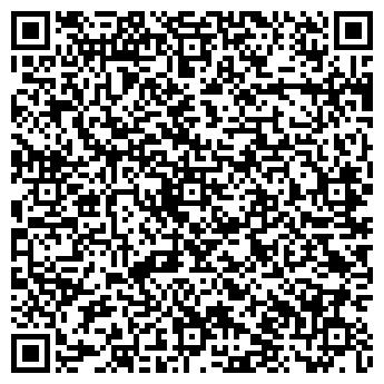 QR-код с контактной информацией организации ВЕТЕРИНАРНАЯ ЛЕЧЕБНИЦА