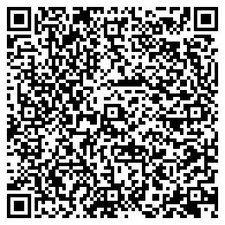 QR-код с контактной информацией организации DALI ART