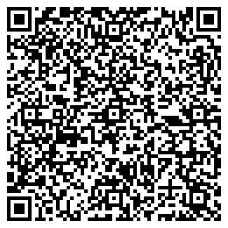 QR-код с контактной информацией организации АЛЁНА