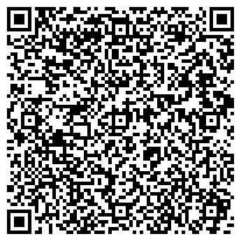 QR-код с контактной информацией организации ДЕ ФАНС