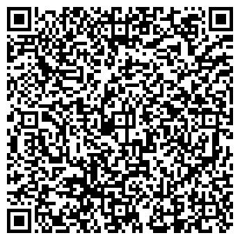 QR-код с контактной информацией организации DENIPAF STUDIO