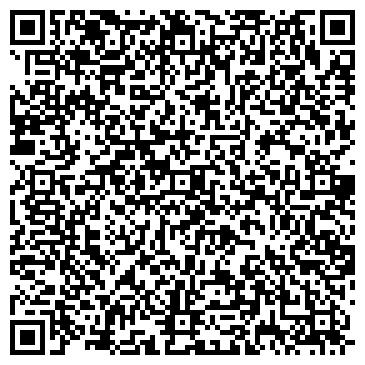 QR-код с контактной информацией организации ОБЩЕСТВО ВОИ ЛОМОНОСОВСКОГО ОКРУГА
