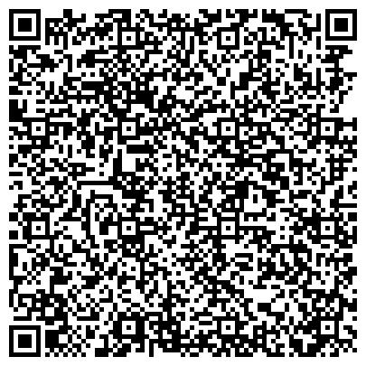 QR-код с контактной информацией организации ПЕРВИЧНАЯ ОРГАНИЗАЦИЯ ОБЩЕСТВО ИНВАЛИДОВ СЕВЕРНОГО ОКРУГА