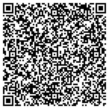 QR-код с контактной информацией организации ЦЕРКОВЬ ЕВАНГЕЛЬСКИХ ХРИСТИАН-БАПТИСТОВ